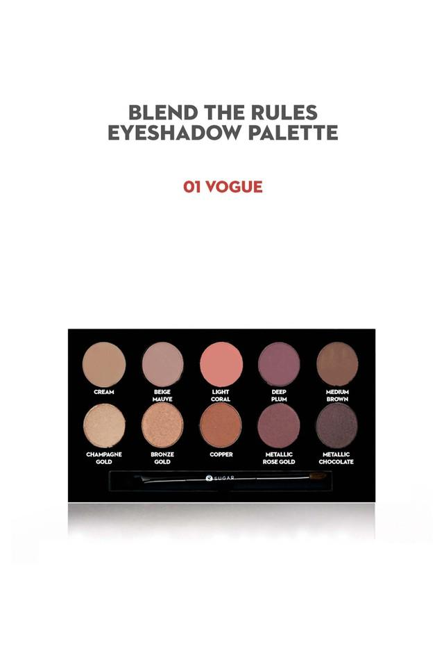 Blend The Rules Eyeshadow Palette