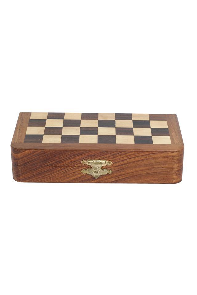 Magnetic Folding Chess Set 7