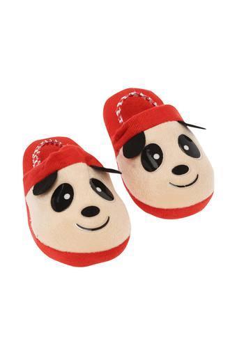 Panda Printed Bath Slippers