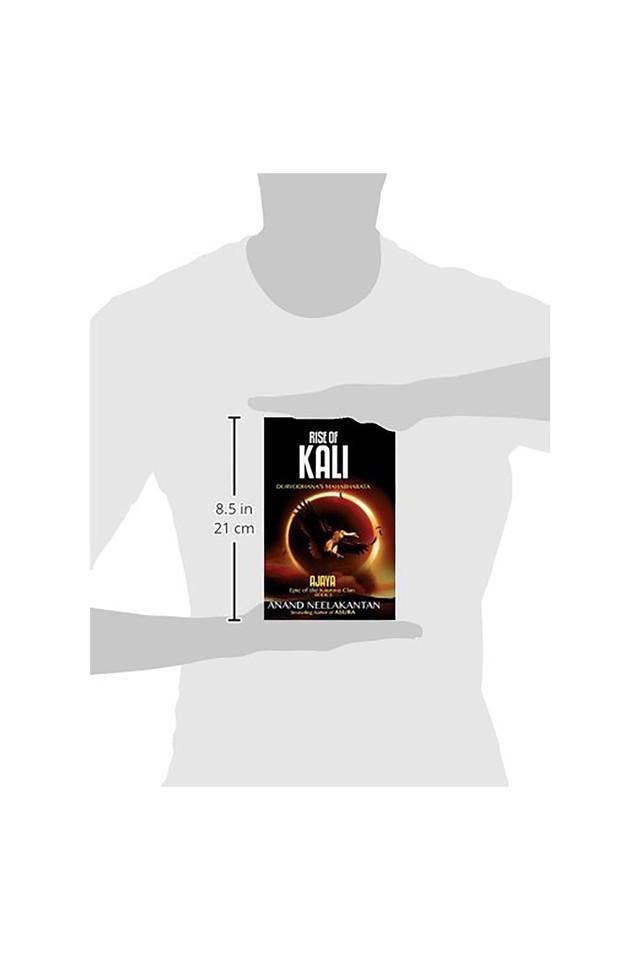 Rise of Kali: Duryodhana's Mahabharata (Ajaya Book 2)