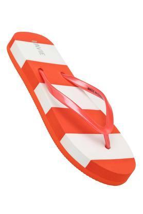 LAVIEWomens Casual Wear Flip Flops