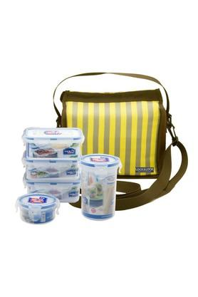LOCK & LOCKAir Tight Container With Bag Set Of 6