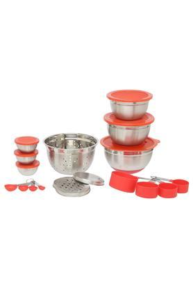 Kitchen Essentials - Set of 18pcs