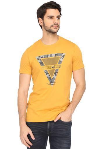 OCTAVE -  MustardT-Shirts & Polos - Main