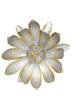 Posa Textured Lotus Wall Decor