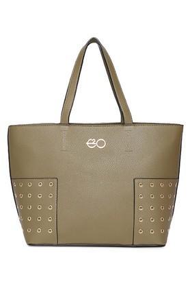 E2OWomens Zipper Closure Tote Handbag - 203783156_9463