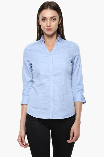 WILLS LIFESTYLE -  BlueShirts - Main