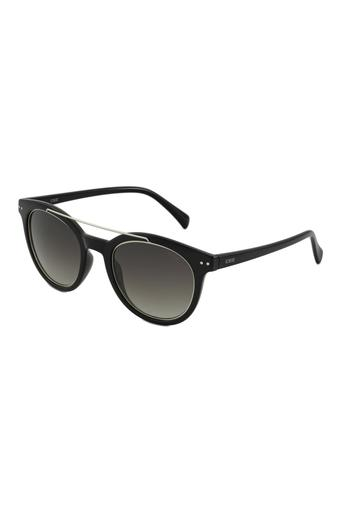 Womens Browline UV Protected Sunglasses