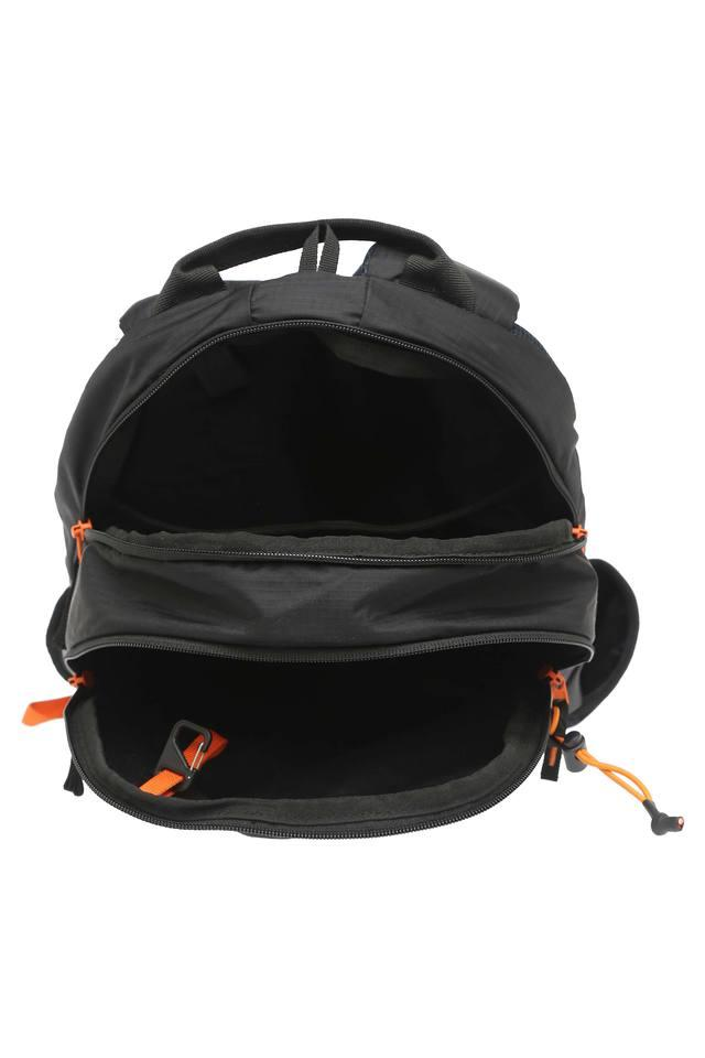 Unisex 2 Compartment Zipper Closure Backpack