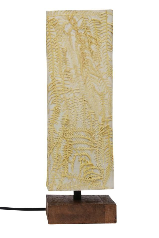 Browny Skin Twig Electrical Table Lamp
