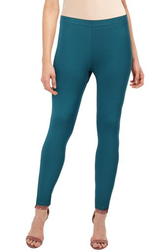 W -  Teal Jeans & Leggings - Main