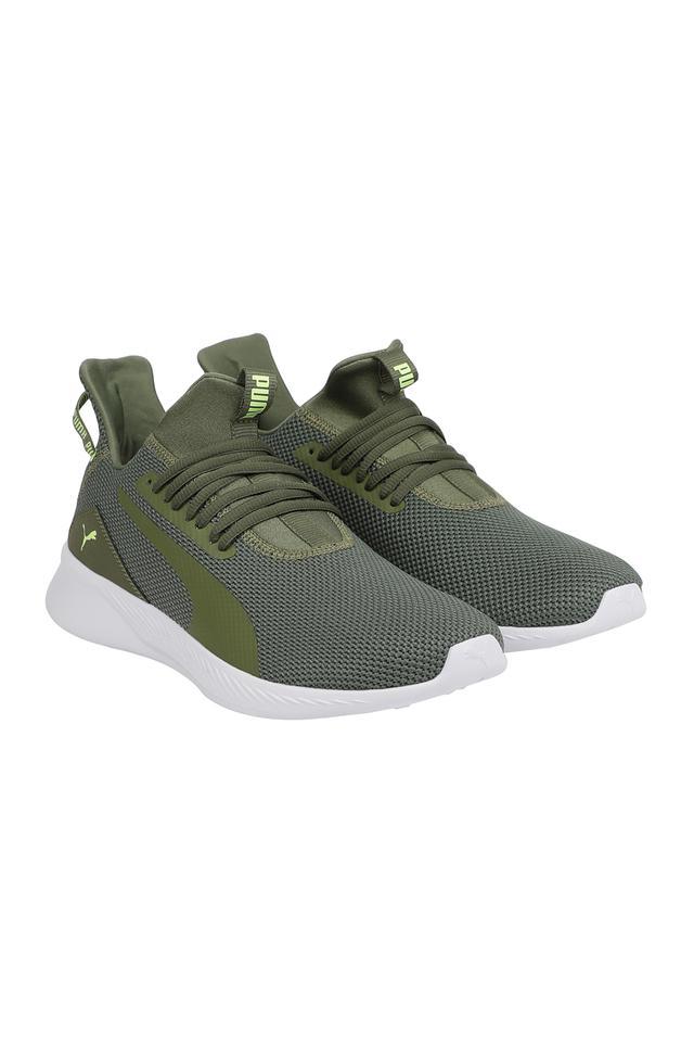 PUMA - YellowSports Shoes & Sneakers - Main