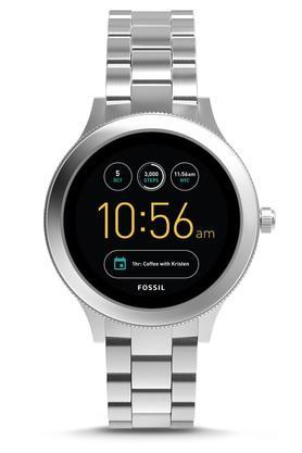 FOSSILWomens Q Venture Stainless Steel Gen 3 Smart Watch - FTW6003