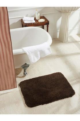 Rectangular Tufted Diana Self Pattern Bath Mat