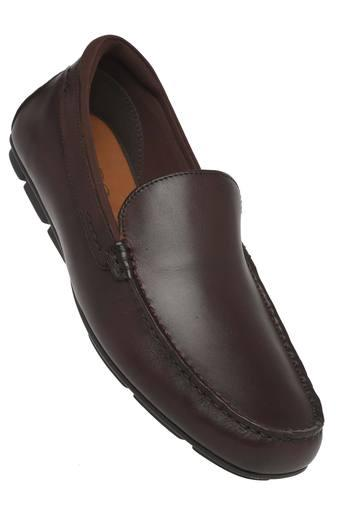 ALDO -  Brown Mix Casual Shoes - Main