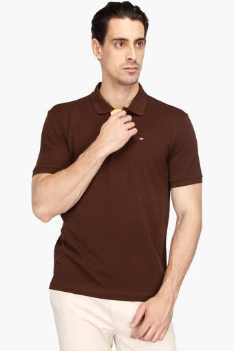 ARROW SPORT -  Dark BrownT-shirts - Main