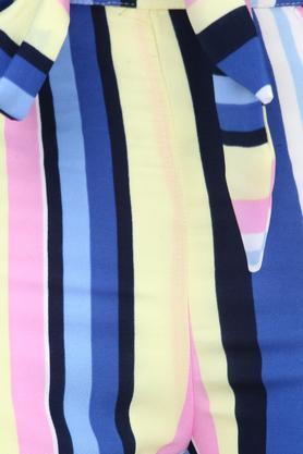 Girls Stripe Culottes