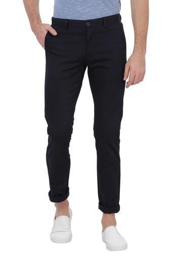 INDIAN TERRAIN -  NavyCargos & Trousers - Main