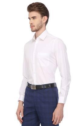 STOP - WhiteFormal Shirts - 2