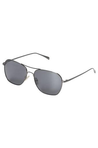 5561640ab1ba Buy TITAN Mens Square Non Gradient Sunglasses - GM287SL2P