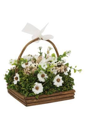 IVYCosmo In Cenella Flower Arrangement Basket