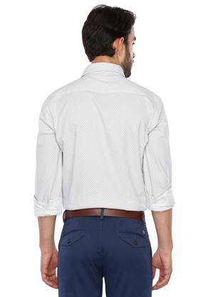 RS BY ROCKY STAR - White Formal Shirts - 1