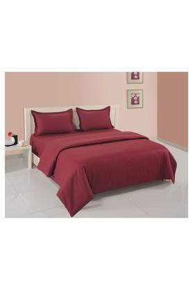 Double Bed Stripe Quilt
