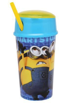 Kids Stor Snack Minions Rules Water Bottle