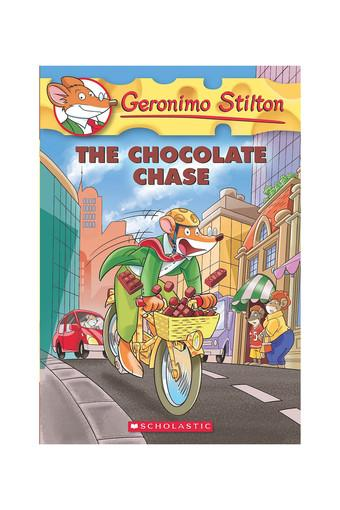 The Chocolate Chase (Geronimo Stilton #67)