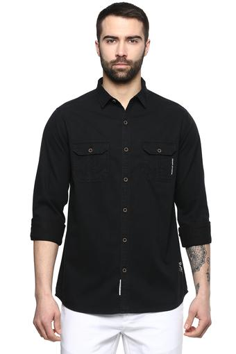 RS BY ROCKY STAR -  BlackCasual Shirts - Main