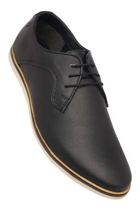 RED TAPEMens Leather Lace Up Derbys