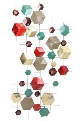 Cubic Wall Decor