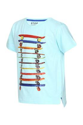 1f4c3a42957 Buy T-shirts   Shirts For Boys Online