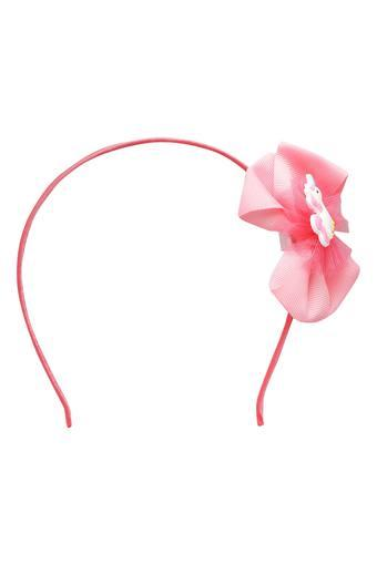 Girls Solid Hairband