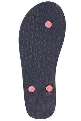 Womens Casual Wear Loop Closure Flip Flops