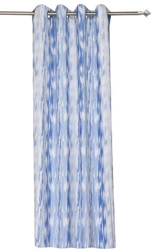 Chenille Printed Door Curtain