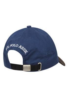Mens Colour Block Applique Cap