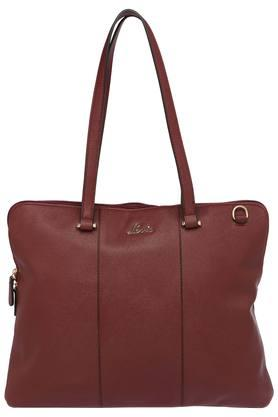 LAVIE Womens Zipper Closure Satchel Handbag - 203839762
