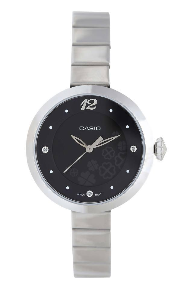Womens Round Dial Analogue Watch - A1491