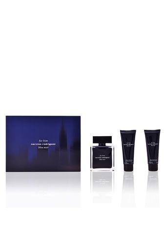 Mens For Him Bleu Noir EDT and Shower Gel Set