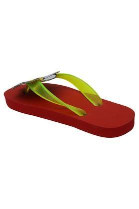 Girls Casual Wear Slipon Flip Flops