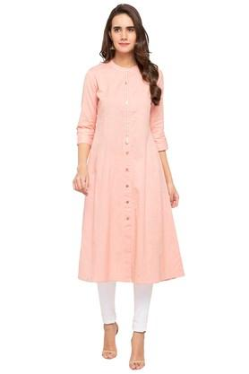 f487103c8a0de Ladies Kurti - Get Upto 50% Off on Kurtas for Women | Shoppers Stop
