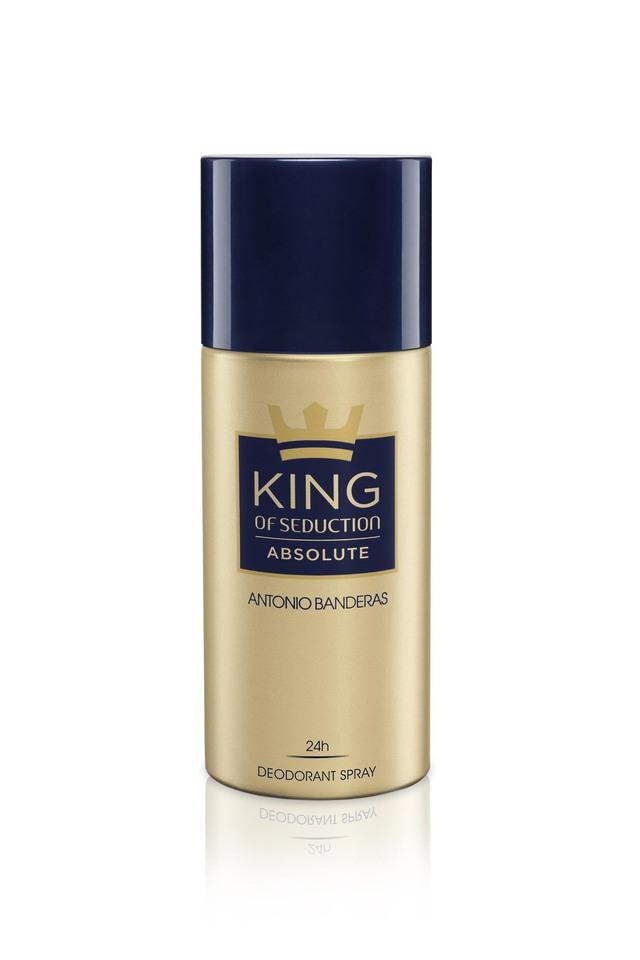 Mens King Of Seduction Absolute Deodorant Spray - 150ml