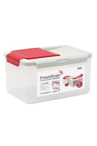 Rectangular Grain Container with Airtight Lid - 10kg