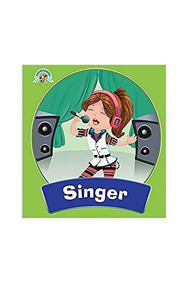 Singer: Professions