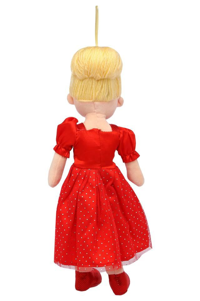 Girls Charming Princess Doll