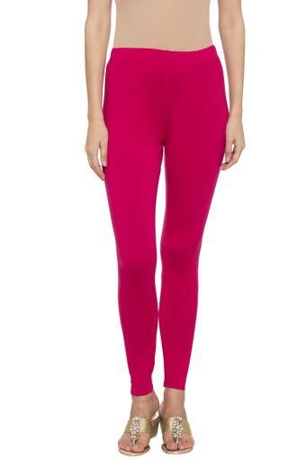 GLOBAL DESI -  Pink MixJeans & Leggings - Main