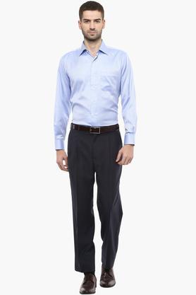 Mens Slim Collar Printed Shirt - (Worldwear)