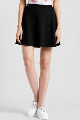 ZINK LONDON Womens Solid Skirt