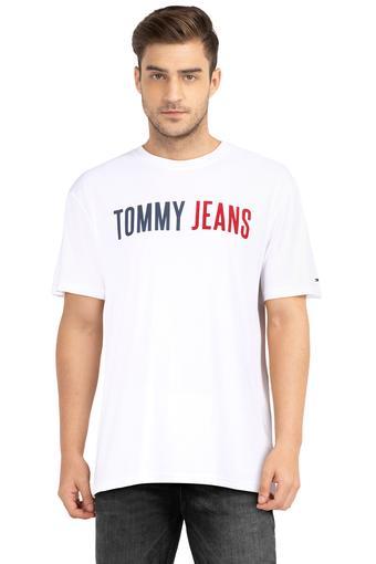 TOMMY HILFIGER -  WhiteT-shirts - Main
